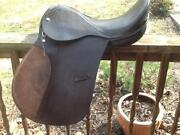 English Saddle 17