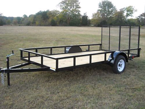Looking for 6 x 12 Utility Trailer