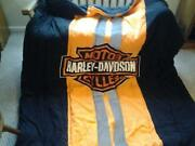 Harley Davidson Comforter