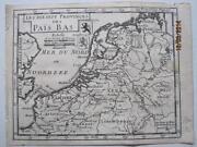 Antique North America Map