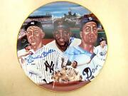 Willie Mays Plate