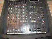 Powered Mixer Amplifier