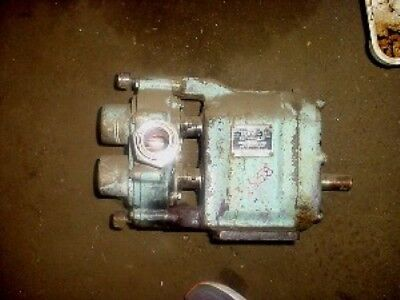 1.5 Inch Waukesha Stainless Steel Positive Displacement Pump Model 25 I