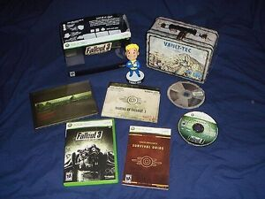 Fallout 3 collectors edition like new Xbox 360 London Ontario image 1