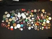 Rhinestone Button Lot