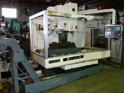 1993 Kitamura Mycenter-3 Vertical Machining Center 1107