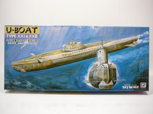 German U-boat Model | eBay