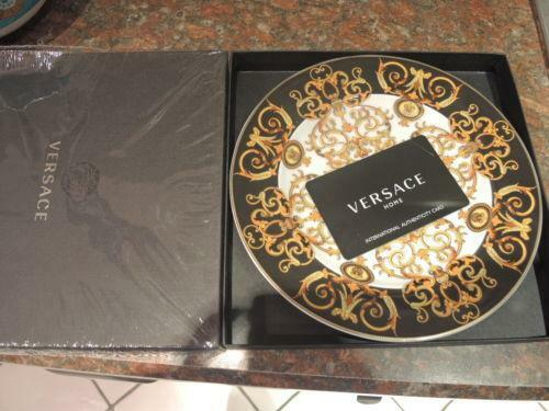 Versace table ebay for Table versace