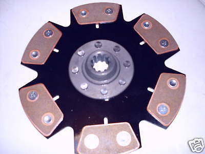Fits Ford 1000 1310 1500 1510 1700 1710 1900 1925 Tractor Clutch