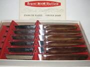 Bakelite Steak Knives