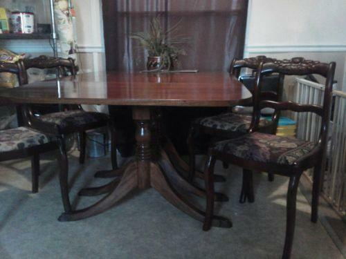 duncan phyfe drop leaf table | ebay
