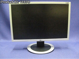 """Used Office Equipment: 19"""" - 20"""" Widescreen Monitors"""