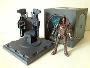 Dr Who Cyberman Figures