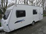 Used 6 Berth Caravans