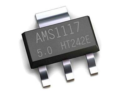 70 X Ultimate Ams1117 Voltage Regulator Kit 7 Values 1.2-5.0v Sot-223