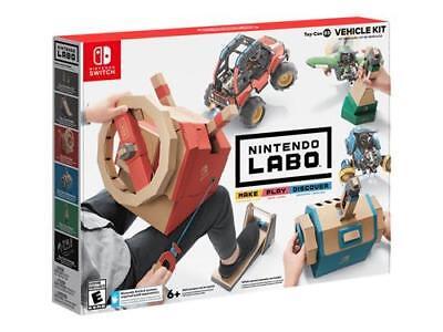 Videogioco Nintendo Labo kit veicoli 2522249