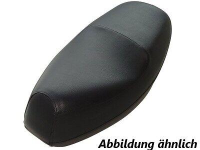 VESPA SITZBANK schwarz original Piaggio ET2 ET4 50 125 LX Leader NEU Gepäckhaken