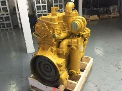 Cat 3406e Bet 14.6 Liter Diesel Engine 335hp All Complete And Run Tested.