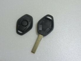 New Ews Remote 3 Button Case For Bmw E46 Keyless Key
