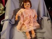 Vintage Stuffed Doll