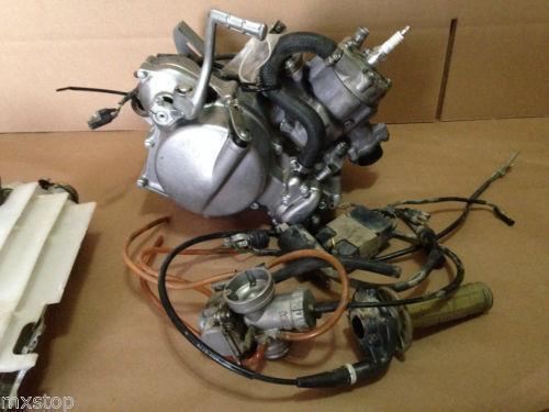 Cr85 Motor