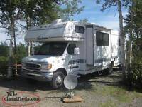 Coachman Santera Motor Home
