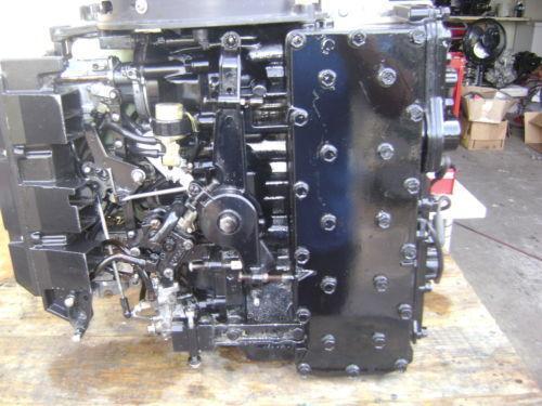 Mercury powerhead 90hp ebay for Mercury 90 hp outboard motor