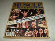 Muscle Fitness Magazine