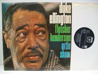 """12"""" Vinyl Album, Duke Ellington, Fletcher Henderson"""