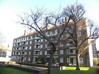 LARGE 3/4 BED (NO LOUNGE) IN VAUXHALL £500PW AVAILABLE MID APRIL