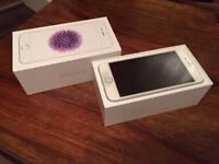 Apple iPhone 6 16GB Silver in Box with accessories Like New