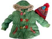 Girls Winter Jacket 2-3 Years