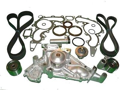 2007 2009 Toyota Tundra Timing Belt Kit V8 47 WATER PUMP ALL TENSIONERSSEALS