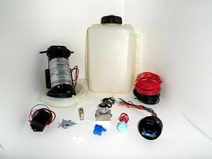 Methanol/water injection kit