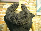 Faux Fur Scarf Solid Scarves & Wraps for Women