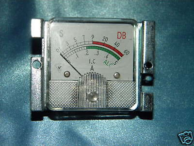 YAESU FT-101 SERIES RADIO PARTS  FRONT PANEL  S METER FREE SAME DAY SHIPPING for sale  Hudson