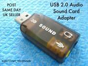 USB Audio Adapter