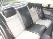 Holden Leather Seats