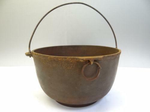 Old Cooking Pots Kitchenware Ebay