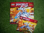 Lego Ninjago Eisdrache