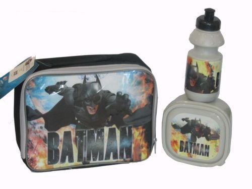 Batman Lunchbox Ebay