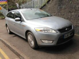 Ford Mondeo titanium x estate 2.0 diesel 175 Bhp 2008 - breaking