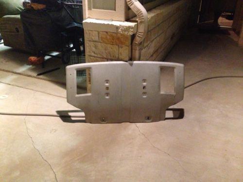 Tundra Skid Plate: Exterior | eBay
