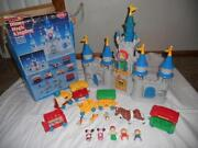 Disney Magic Kingdom Playset