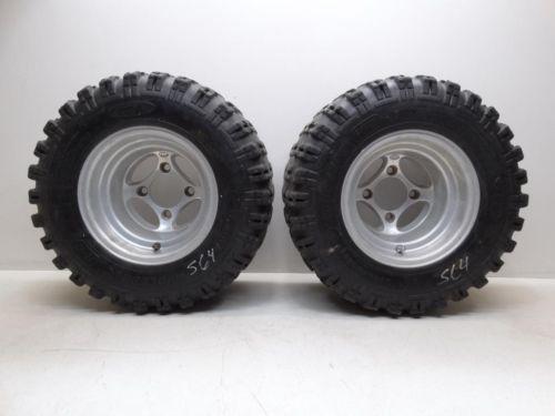 Kawasaki Kfx 400 >> Suzuki LTZ 400 Tires | eBay