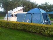 VW camper Awning