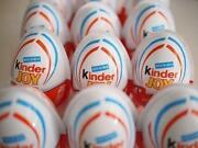 Kinder Chocolate Eggs