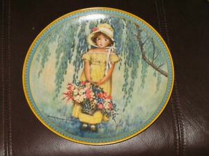 """Collectors Plate """" Easter"""""""
