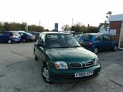 Nissan Micra 1.0 Automatic