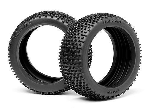 HPI Racing 101439 Trecker Tyre Med S Compound  (1 Pair) NiP